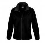 R231F0306 - Result•LADIES PRINTABLE SOFTSHELL JACKET