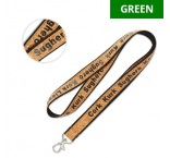 ML1039 - Cork lanyard. Min 100 pcs